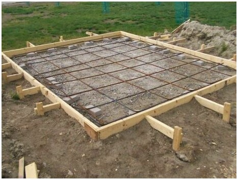 Concrete Block Shed Foundation