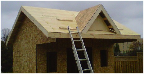 Building A Shed Roof Is Easy When You Know How